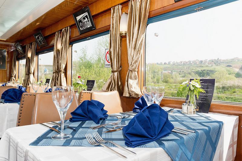 Тур на Blue Train - поезде Тито