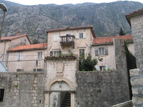 Дворец Каменаровичей - это целый архитектурный комплекс из нескольких семейных зданий