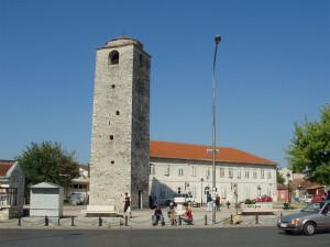 Башня Сахат-Кула в Подгорице