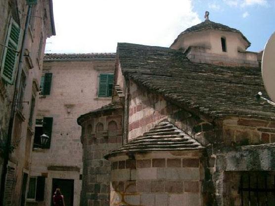 Церковь Святой Анны одна из самых старых в Которе