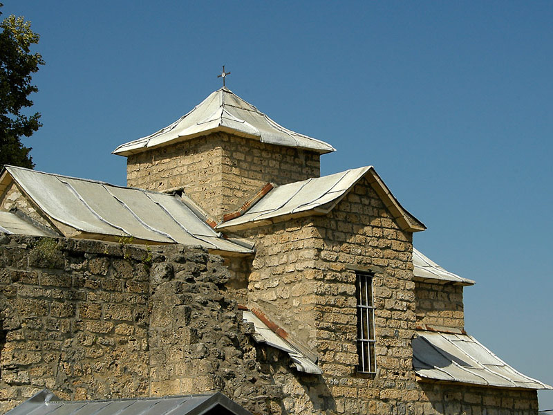 Церковь Святых Апостолов Петра и Павла - одна из самых древних в Черногории