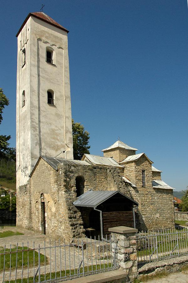 Церковь Святых Петра и Павла до реконструкции