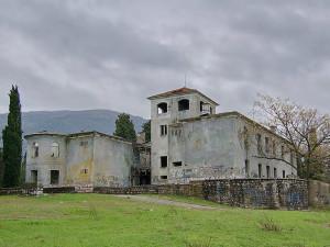 Резиденция Бизанти в Тивате