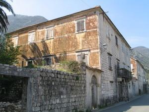Дворец Флорио-Луковичей в Прчани