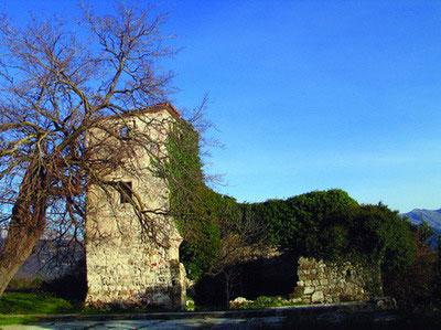 Старинный комплекс Гргуревина сейчас пребывает в руинах