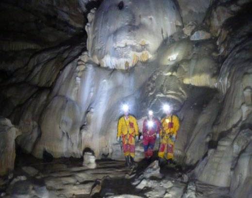 Пещера Осоя представляет интерес для ученых и простых туристов