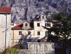 Дворец Радоничичей-Милошевичей
