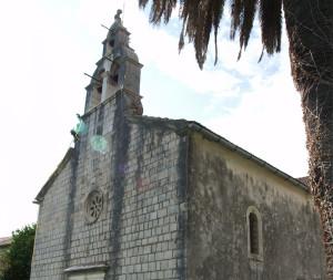 Церковь Рождества Богородицы в Перасте