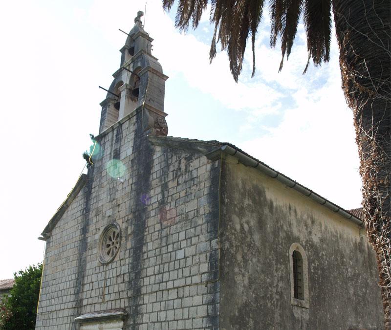 Православная церковь Рождества Богородицы осталась от времен русско-черногорского сотрудничества