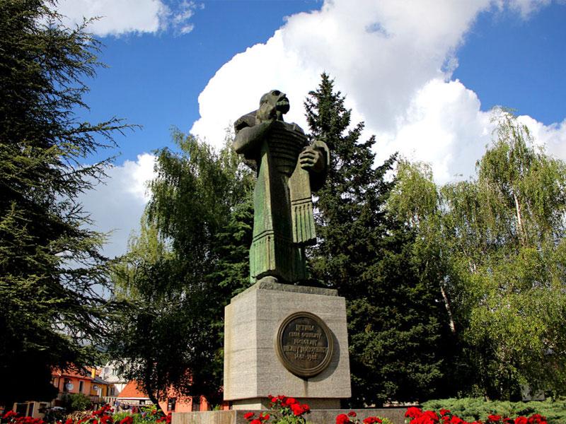 Основатель города Цетине - Иван Черноевич