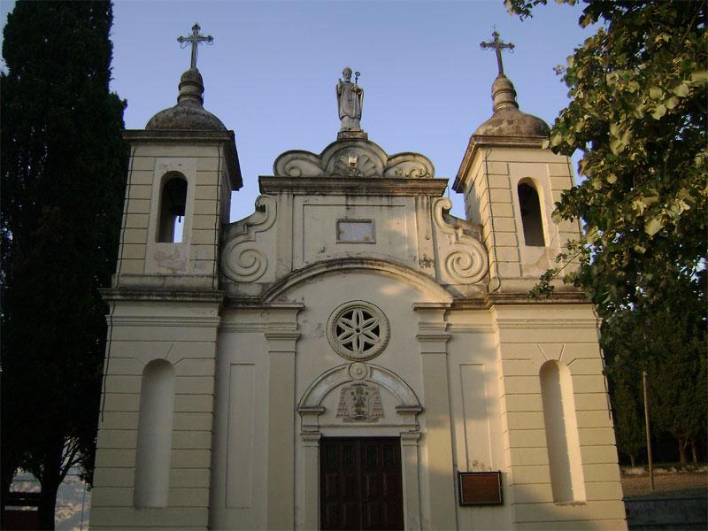 Католическая церковь Святого Николая возле архиепископства