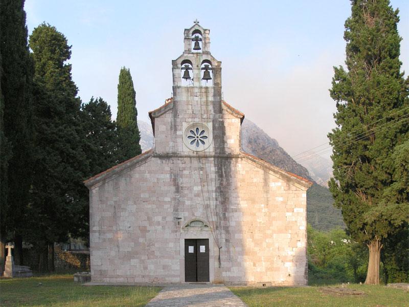 Церковь Святого Николая - центральный православный храм Бара