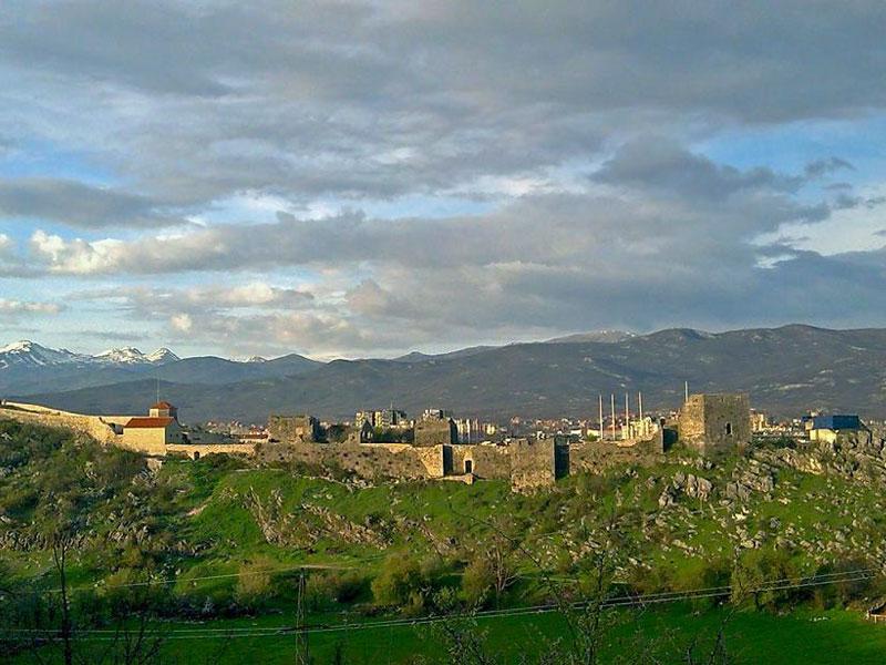 Первый бастион на месте крепости Бедем возвели еще древние римляне