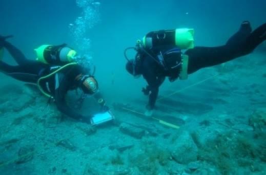 Бухта Биговица уже давно привлекает подводных археологов