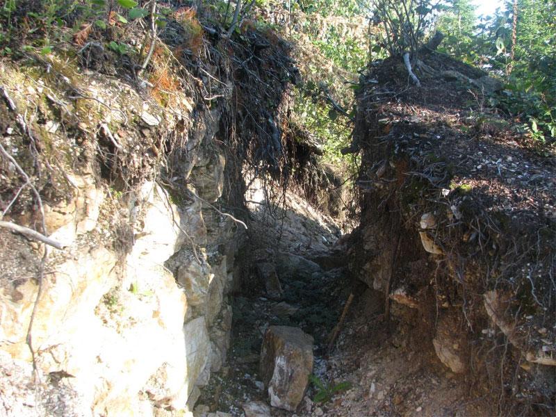 Некогда крупный город Брсково ныне почти полностью исчез с лица земли