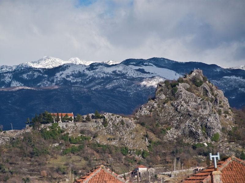 Город-крепость Медун имеет очень давнюю историю