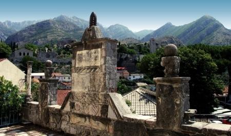 Памятник освободителям Бара от османского владычества