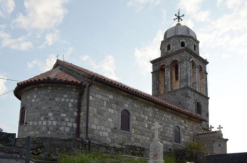 Церковь Святого Луки имеет очень долгую историю