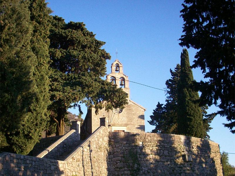 Церковь Святого Петра - архитектурное наследие раннего Средневековья