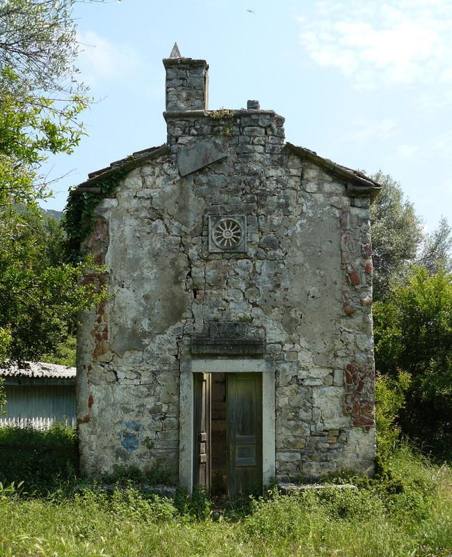 Церковь Святого Сергия - самый старый храм муниципалитета