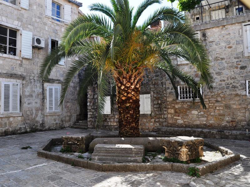 Вилла Урбана: от некогда крупной римской постройки сохранились только колонна и часть фундамента