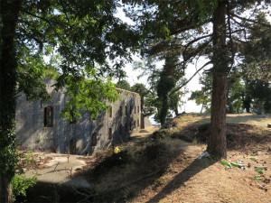 Крепость Врмац