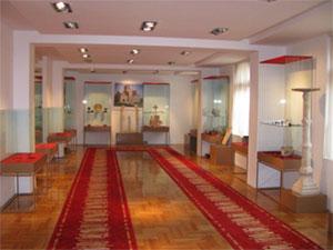 Зал Полимского музея