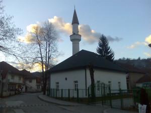 Гушмирская мечеть в Биело-Поле